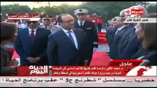 خبير اقتصادي: فرنسا تقدم نفسها كلاعب جديد في المنطقة.. (فيديو)