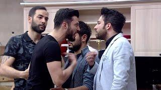 Kısmetse Olur - Emre ve Murat kavgasında ipler gerildi!