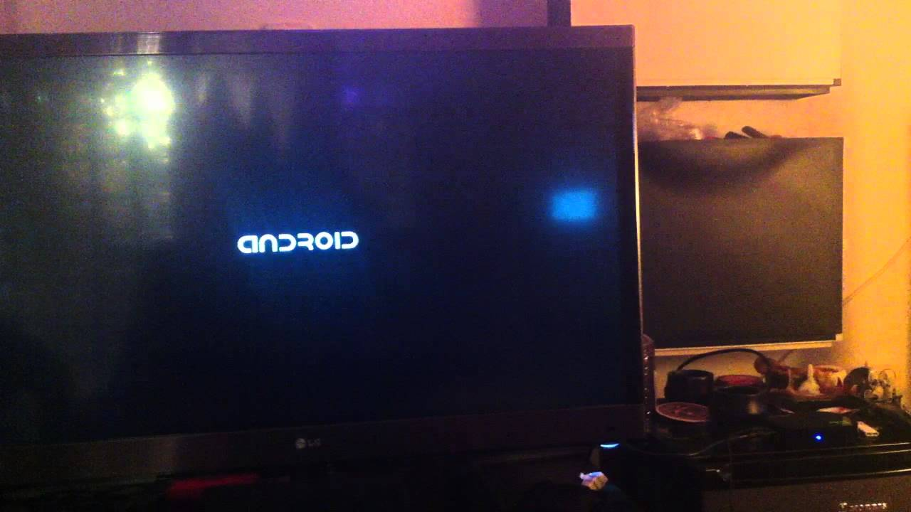 Android tv box mini pc boot problem