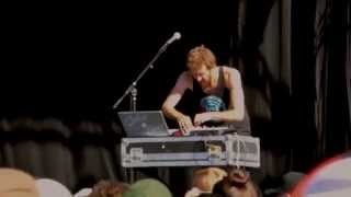 Sylvan Esso:  Hey Mami, Could I Be, H.S.K.T. - Hideout Block Party Chicago