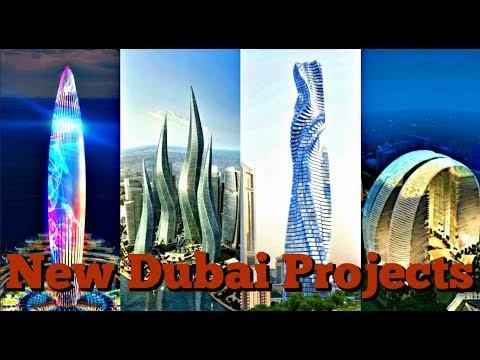 Top 5 New Dubai Mega Projects for 2020 أماكن سياحية و مشاريع جديدة في دبي