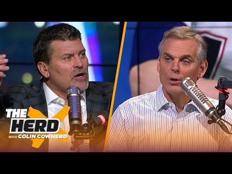 Mark Schlereth breaks down Brady-Belichick greatness, talks McVay being out-coached | NFL | THE HERD
