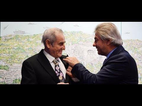 Beyoğlu Nişanı'nın ikincisi Ressam Devrim Erbil'e verildi