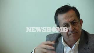 Ο Νίκος Νικολόπουλος στο Newsbomb.gr 6