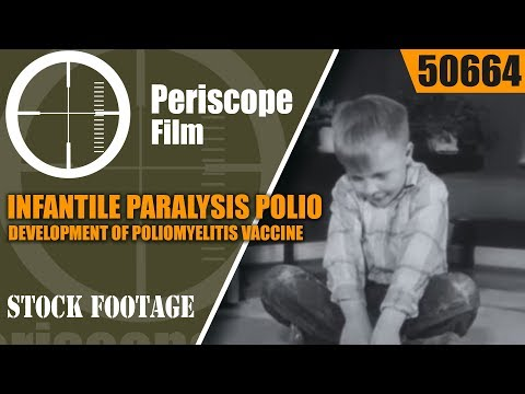 Polio and Vaccine-Connected Paralytic Poliomyelitis