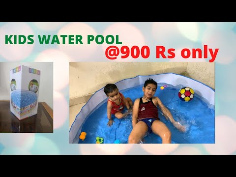 Kids swimming pool for home @900 Rs