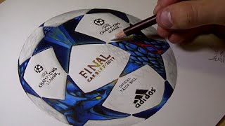 Champions League ball drawing - 2017