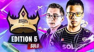 ROYAL RUMBLE SOLO SPÉCIAL WORLD CUP ! (Saison 3 - Episode 14)