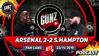 Does Unai Emery Deserve More Time? | All Gunz Blazing Podcast ft DT