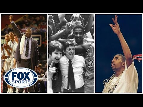 Top 5 Old Big East Moments | Titus & Tate | FOX SPORTS