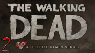 The Walking Dead: The Game (EP. 1) - PART 2 - HERSHEL