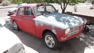 🇸🇪Volvo 122 Coilovers - IPD Build Off Episode 5 - 1967 122s Amazon