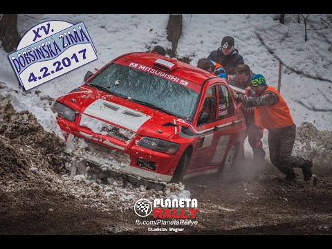 Dobšinská zima 2017 Crash & Action