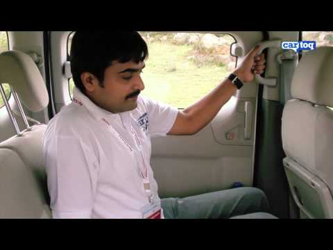 Nissan Evalia VX Road Test
