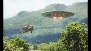 Extraterrestres en el Amazonas y incendios la guerra invisible