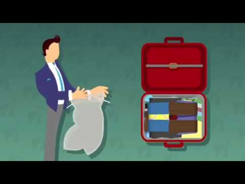 How to pack like a Pro | Corporate Travel Concierge