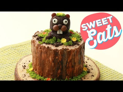 Groundhog Day Cake | Food Network