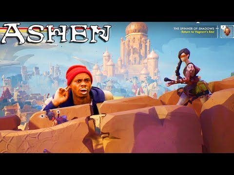 A Colorful NEW Area To Explore & Get 1 Shot In! - ASHEN (PART 7) thumbnail