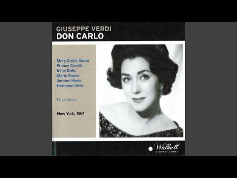 Don Carlo, Act III, Scene 1: