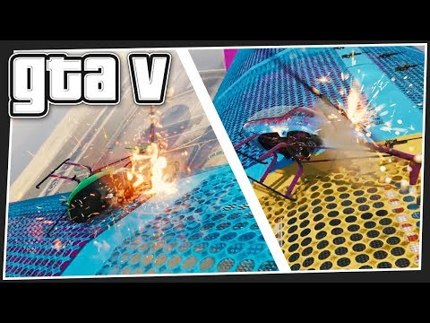 LAWNMOWER HELICOPTER | GTA 5 Online
