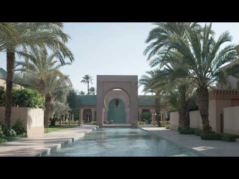 Amanjena, Marrakech - Luxury Resort in Morocco - Aman
