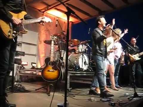 Jimmy Rankin Mull River Shuffle Mabou Ceilidh Days July 22,  2017