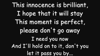 avril lavigne innocence lyrics