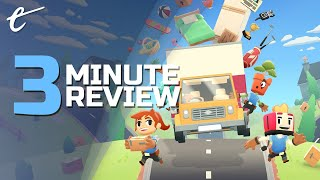 Moving Out | Review in 3 Minutes (Video Game Video Review)
