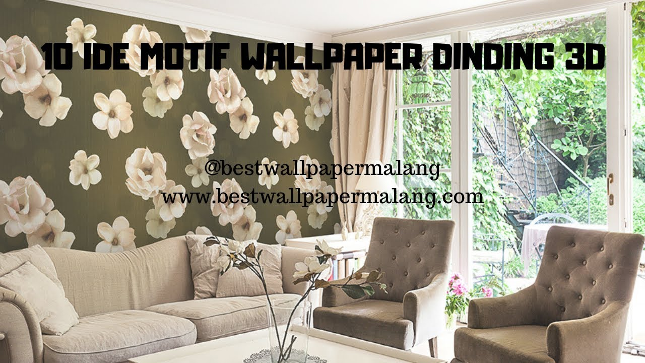 10 Ide Motif Wallpaper Dinding 3D terbaru 2019 - YouTube Wallpaper Dinding D on wallpaper murah, wallpaper untuk resto dining interior, wallpaper korea seoraksan,