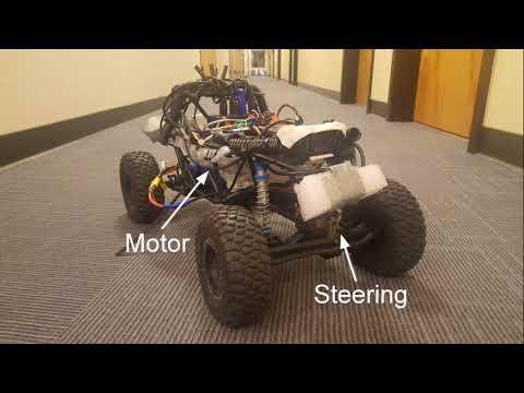 Self-supervised Deep Reinforcement Learning with Generalized Computation Graphs for Robot Navigation