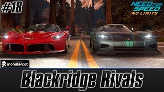 Need For Speed No Limits: Blackridge Rivals (Season 10) [Day 18]