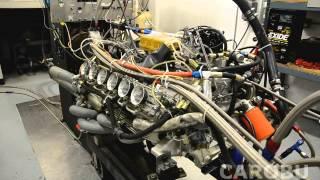 Ferrari F1 312B2 Dyno Video