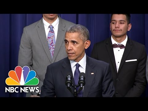 President Obama Speaks At 'My Brother's Keeper' Summit | NBC News