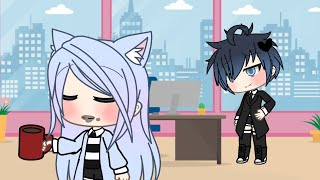 Gambar cover My Boss is My Ex Wife?! Gacha Life Story //Diffrent Version