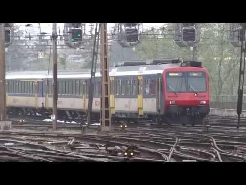 Special train! Bern main station