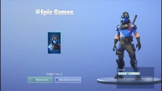 HOW to HAVE THE CARBON PACK on FORTNITE???
