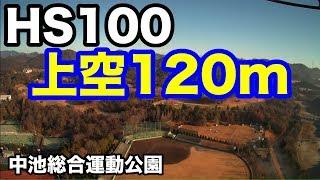 Dec. 21th, 2017 Nakaike ホーリーストーン社製 GPSドローン HS100 Holy...