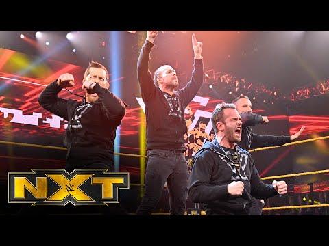 The Undisputed ERA isn't going anywhere: WWE NXT, Nov. 25, 2020