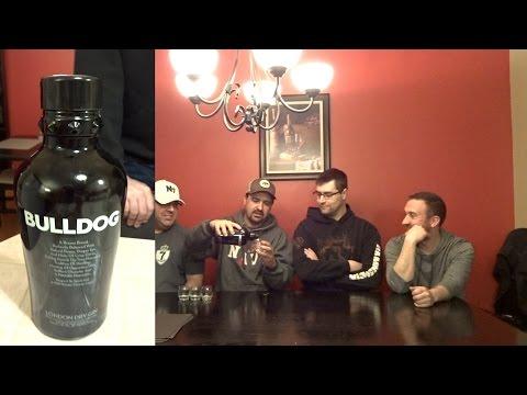 Bulldog Gin Review Beer Guy Reviews