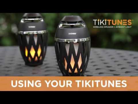 Wireless Bluetooth Speaker // LED Lighting Effect // 2 Pack video thumbnail