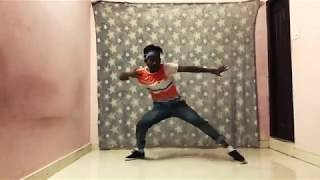 Ranga Ranga Rangasthalaana Song   Dance Cover by Srinivas Dancer Rangasthalam