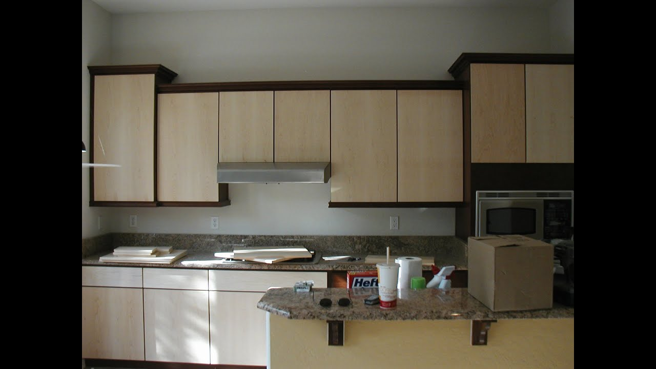 Delicieux Small Kitchen Cabinet Design Ideas   YouTube