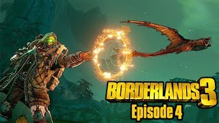 Borderlands 3 Fl4k Episode 4 - Taking Flight