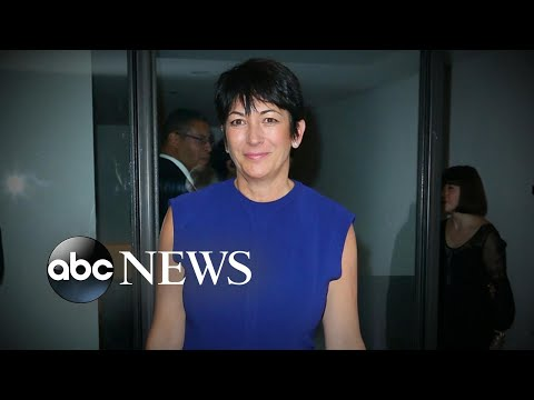 Ghislaine Maxwell arraigned in NY federal court