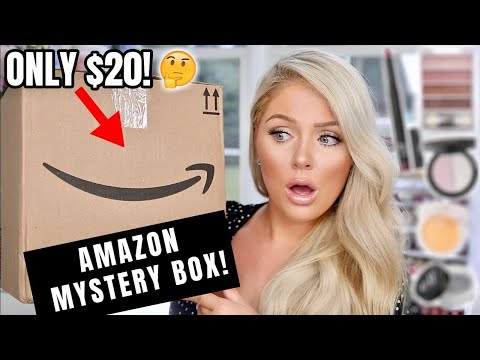 I BOUGHT AN AMAZON MAKEUP MYSTERY BOX | WAS IT WORTH IT?