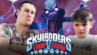 ULTIMATE BOSS FIGHT | Skylanders Trap Team AD