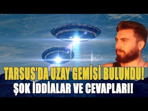 MERSİN TARSUS'DAKİ KAZIDA