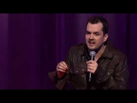 Jim Jefferies - God is drunk at a party