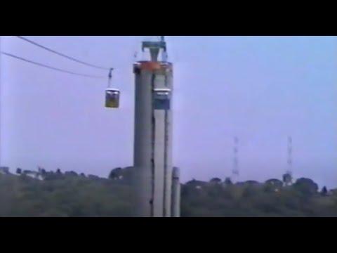 1987 Singapore Cable Car