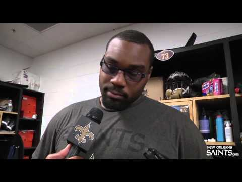 Jahri Evans talks about the changes to the O-Line